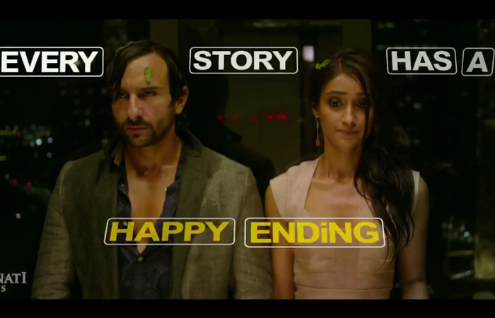 Official Trailer: Happy Ending