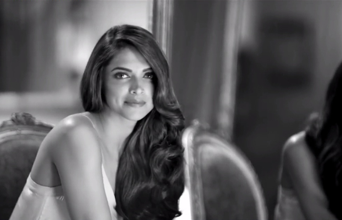 Deepika For Parachute!