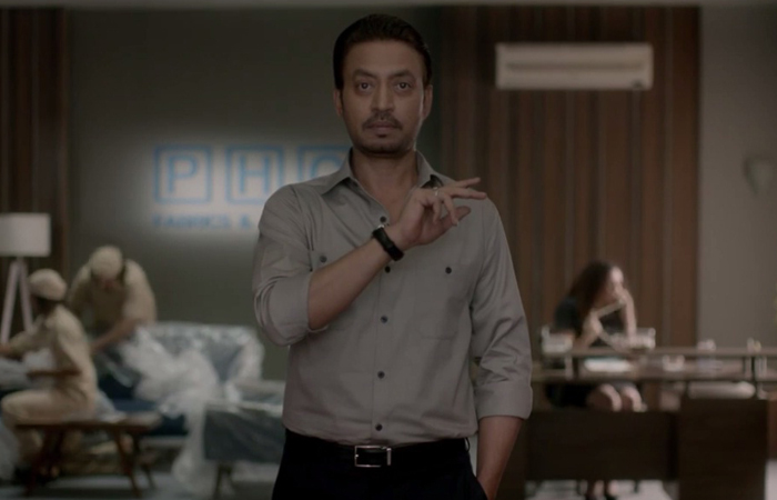 Indiamart.com Hits It With Irrfan Khan!