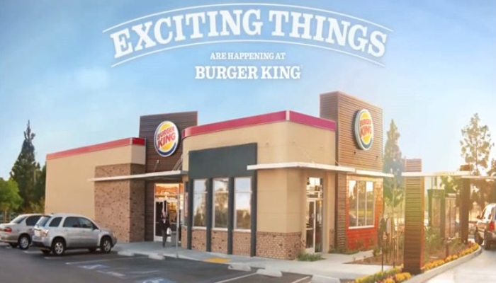 Burger King introduces Salads