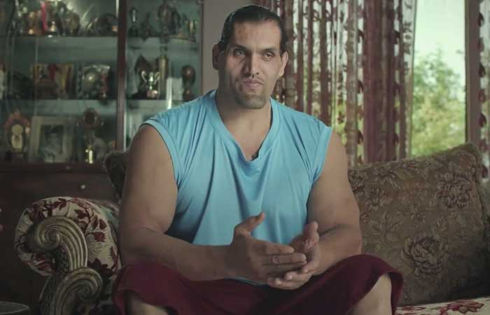More Power to The Great Khali