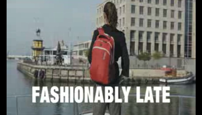 American Tourister- #LiveFashionably