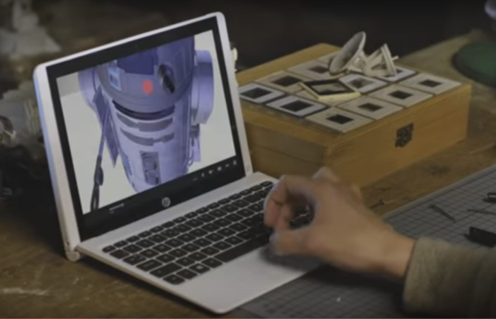 HP Presents: Reinvent Romance with R2-D2