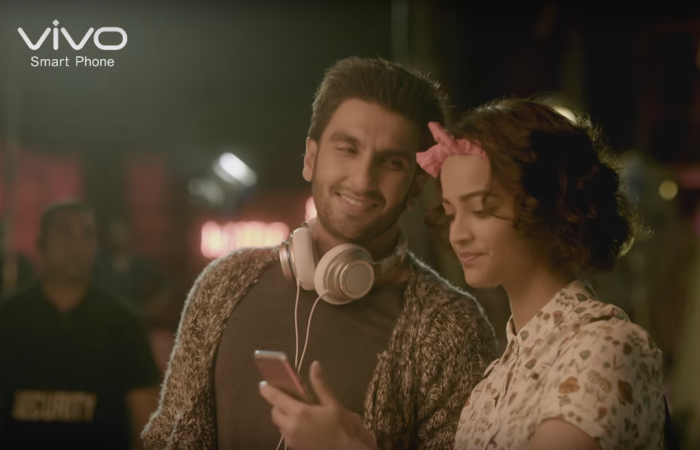 Ranveer For Vivo