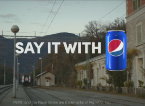 Say It With PepsiMoji