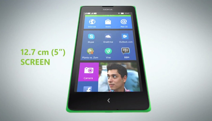Go Big With Nokia XL